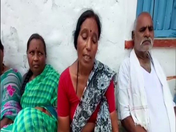Family of thedecreased student (Photo/ANI)
