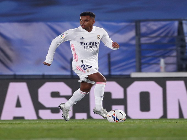Rodrygo (Photo/ Real Madrid Twitter)