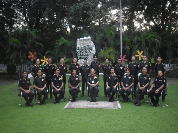 CDS Bipin Rawat at White Tiger Division office (Photo/ANI)