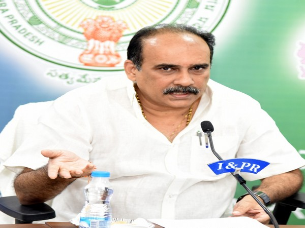 Andhra Pradesh Energy Minister Balineni Srinivasa Reddy (file photo)