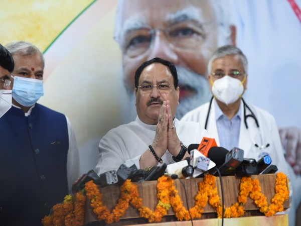 BJP chief Jagat Prakash Nadda. (File Photo/ANI)