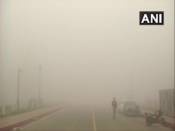 Visuals from the India Gate on Saturday. (Photo/ANI)