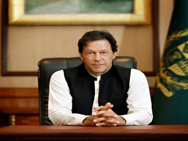Pakistan Prime Minister Imran Khan (Photo courtesy: Twitter Pak PM)