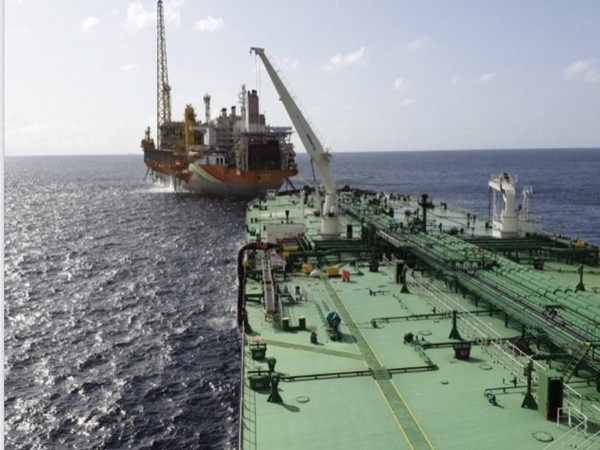 1 mln barrels of Liza crude for IOCL loaded from FPSO Liza Destiny (Photo Credit: Twitter/ India in Guyana)
