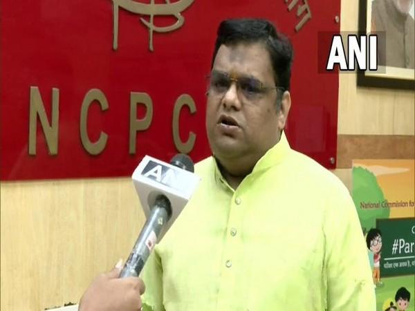 NCPCR Chairperson Priyank Kanoongo (Photo/ANI)