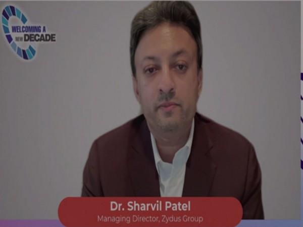 Zydus Group Managing Director Dr Sharvil Patel