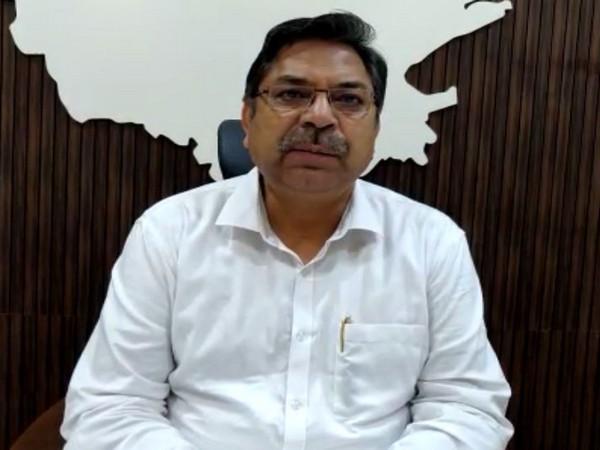 Rajasthan BJP president Satish Punia (Photo/ANI)